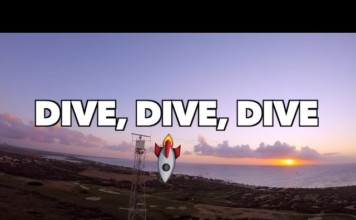 ANTENNA-TOWER-DIVING