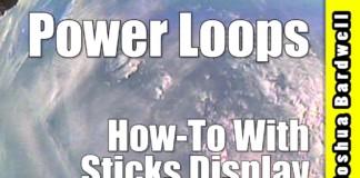 Acro-Spotlight-Power-Loops-FPV-ACRO-FREESTYLE-WITH-STICKS-OVERLAY