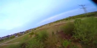 Bullfrog-race-frame-test-Flight-Gopro4-60fps