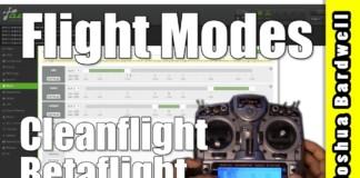 Cleanflight-Betaflight-Flight-Modes-HOW-TO-SET-UP