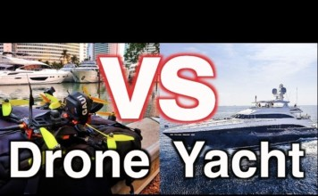 Flying-my-DRONE-over-10-MILLION-Yachts