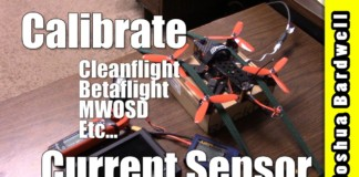 How-To-Calibrate-Cleanflight-Betaflight-MWOSD-Current-Sensor
