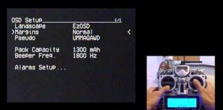 ImmersionRC-Vortex-Initial-Setup-OSD-Game-Mode-Review