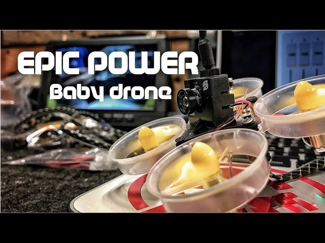 Most-POWERFUL-BABY-DRONE-EVER-L2-pwr-attachment ...