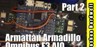 QUADCOPTER-BUILD-Armattan-Armadillo-Omnibus-F3-PART-2