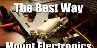 Quadcopter-Build-Tip-The-Best-Way-To-Mount-Electronics-to-a-Multirotor-Frame