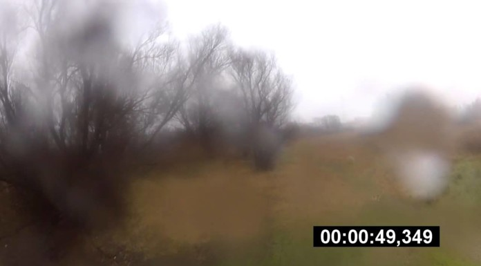 Quadcopter-in-the-rain-tests