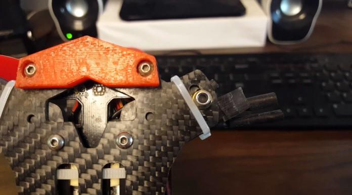 RedRotor-Strider-Flex-folding-arms-mod