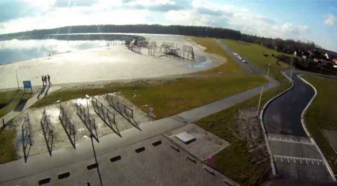 fpv-quadcopter-flying-at-oldambt-meer