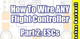 Flight-Controller-Wiring-For-Beginners-PART-2-ESCs