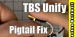 How-To-Reinforce-TBS-Unify-Antenna-Connector-NO-DIRECT-SOLDERING-COAX