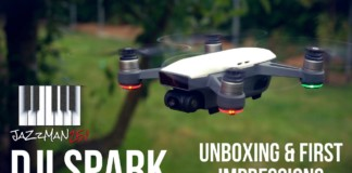 DJI-Spark-1-Unboxing-first-impression-review