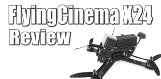 FlyingCinema-X24-Mini-Quad-Frame-Review