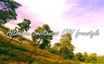 Afternoon-smoothness-FPV-freestyle