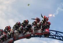 Drone-Racer-VS-Roller-Coaster-Nigloland