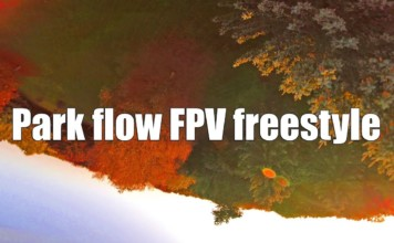 Park-flow-smoothness-FPV-freestyle