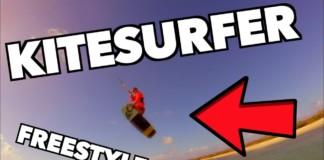 Drone-flies-through-Kite-Surfer-on-Aruba