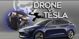 Whats-Faster-Drone-VS-Tesla-LAUNCH
