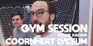 Gym-Session-Drone-Racing-Coornhert-Lyceum