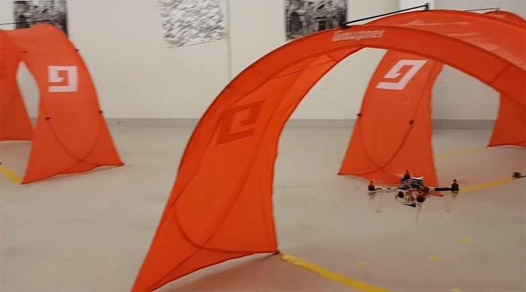 Autonome Racing Drone