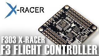 X-Racer-F303-F3-AcroRace-Flight-Controller-FPV-Model