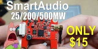 EWRF-e709TM3-Pro-500mW-Power-Adjustable-5.8G-VTX-48CH-Transmitter