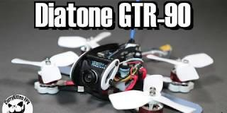 FPV-Reviews-The-DIatone-GTR-90-part-1.-Supplied-by-Banggood