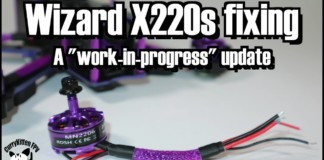 Work-in-progress-Replacing-a-Wizard-X220S-motor-and-trying-some-fixes