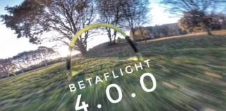Betaflight-4.0.0