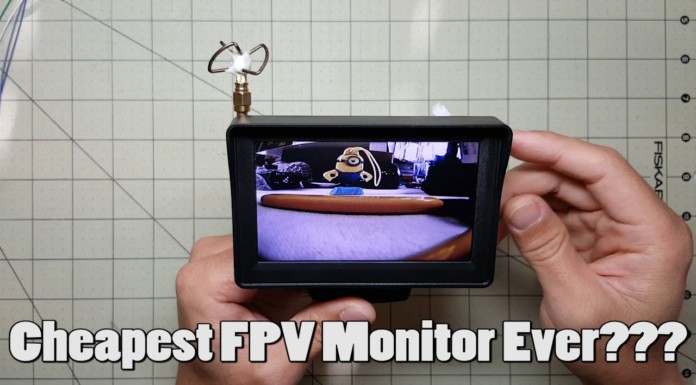 Cheapest-FPV-Monitor-Ever