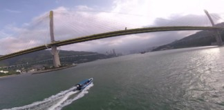 Freestyle-Boat-Chase-and-race-practice-South-Korea