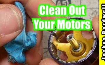How-To-Clean-Quadcopter-Motors