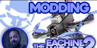 MODDING-the-Eachine-Wizard-PART-2-Kwad-Mods