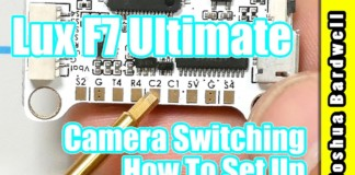 Lumenier-Lux-F7-Ultimate-SETUP-CAMERA-AND-VTX-SWITCHING