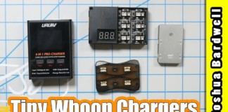 Tiny-Whoop-Battery-Chargers-ISDT-Newbeedrone-URUAV