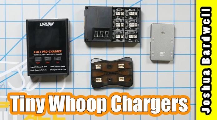 Tiny-Whoop-Battery-Chargers-ISDT-Newbeedrone-URUAV