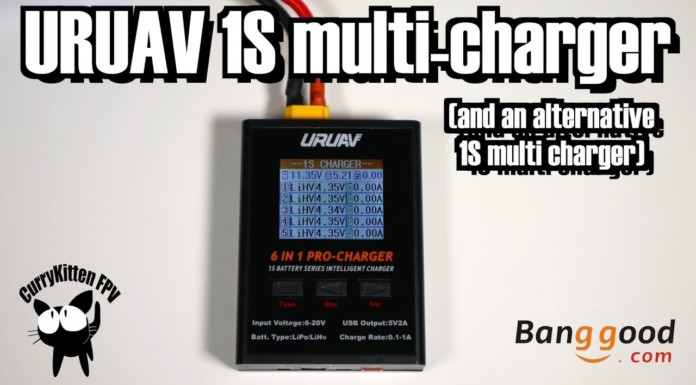 URUAV-1S-multi-charger-and-a-few-alternatives-supplied-by-Banggood