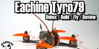 Eachine-Tyro79-Unboxing-Build-Fly-amp-Review-supplied-by-Banggood