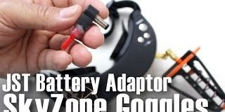 SKYZONE-FPV-Goggles-Simple-Battery-Connector