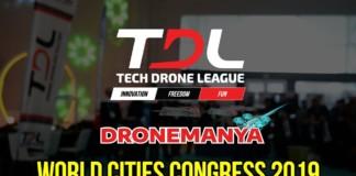 World-Cities-Congress-TDL-DroneManya